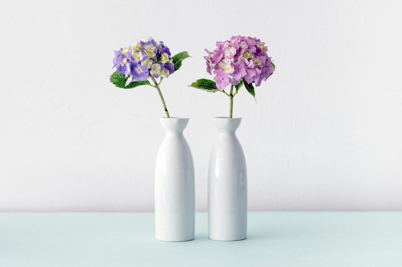 Ozdobne wazony na kwiaty – wybierz najlepsze
